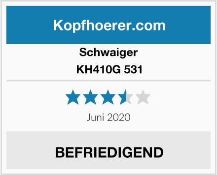 Schwaiger KH410G 531 Test