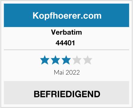 Verbatim 44401  Test