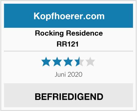 Rocking Residence RR121  Test
