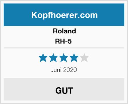 Roland RH-5  Test