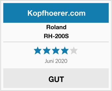 Roland RH-200S Test