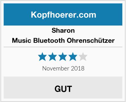 Sharon Music Bluetooth Ohrenschützer Test