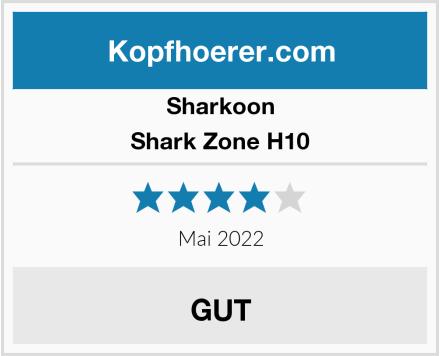 Sharkoon Shark Zone H10 Test