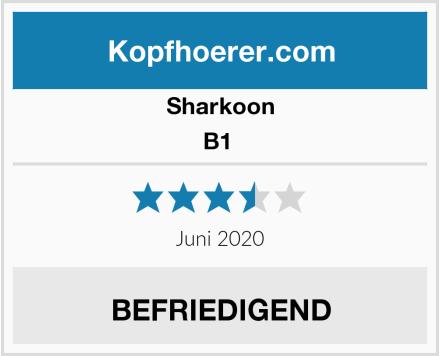 Sharkoon B1  Test