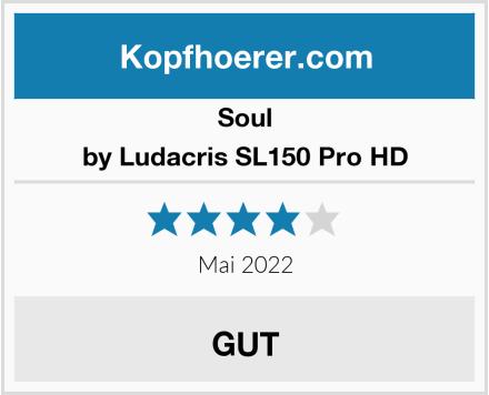 Soul by Ludacris SL150 Pro HD Test
