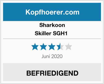 Sharkoon Skiller SGH1  Test