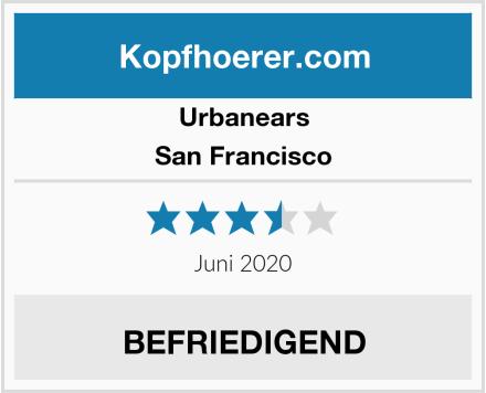 Urbanears San Francisco Test