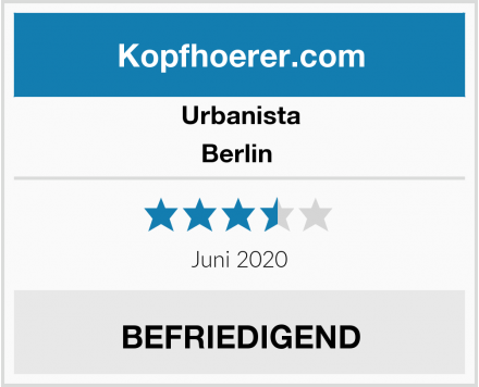 Urbanista Berlin  Test