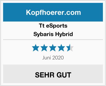 Tt eSports Sybaris Hybrid Test