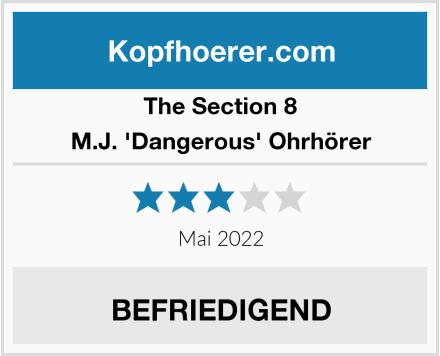 The Section 8 M.J. 'Dangerous' Ohrhörer Test