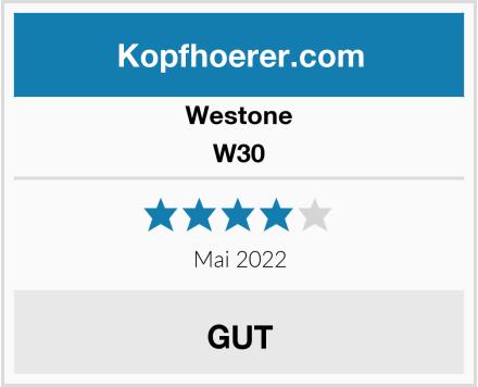 Westone W30 Test