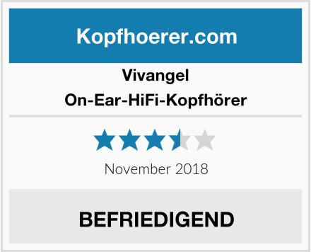 Vivangel  On-Ear-HiFi-Kopfhörer Test