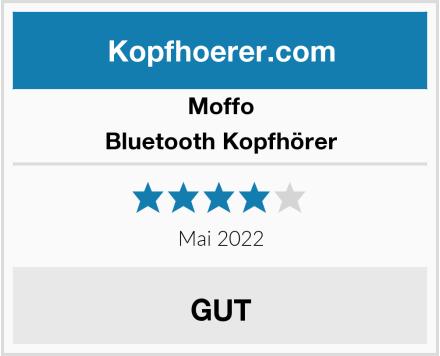 Moffo Bluetooth Kopfhörer Test
