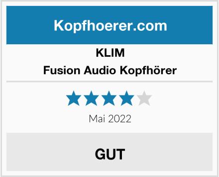 KLIM Fusion Audio Kopfhörer Test