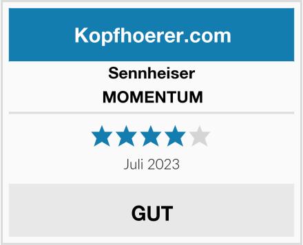 Sennheiser MOMENTUM Test