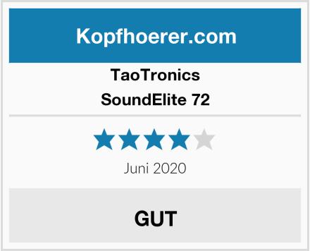 TaoTronics SoundElite 72 Test