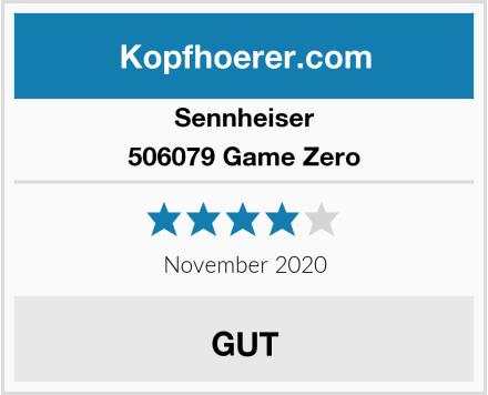 Sennheiser 506079 Game Zero Test