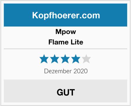 Mpow Flame Lite Test