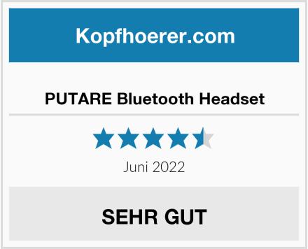 PUTARE Bluetooth Headset Test