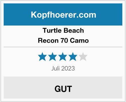 Turtle Beach Recon 70 Camo Test