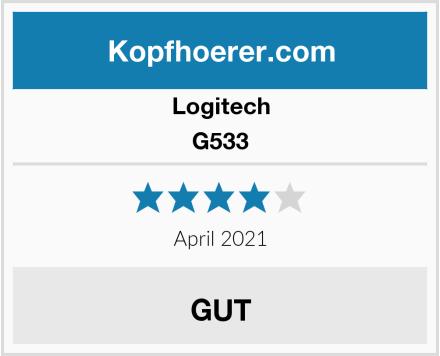 Logitech G533 Test
