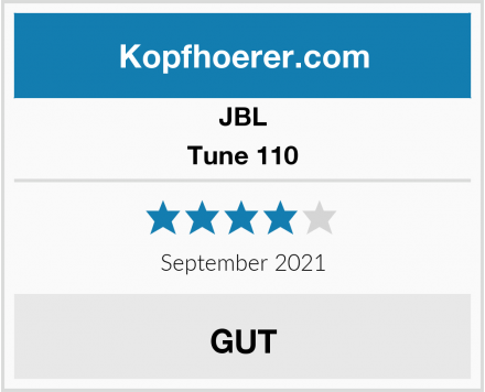 JBL Tune 110 Test