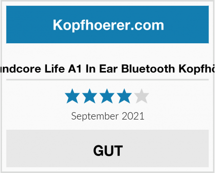 Soundcore Life A1 In Ear Bluetooth Kopfhörer Test