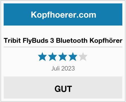 Tribit FlyBuds 3 Bluetooth Kopfhörer Test