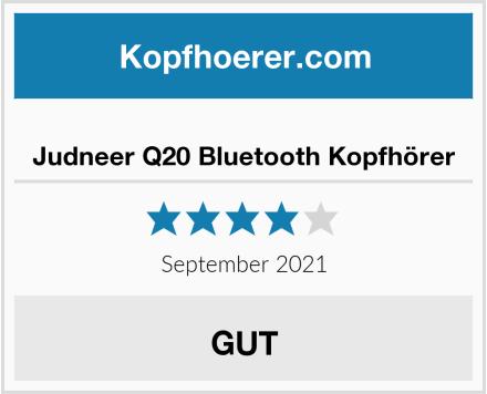 Judneer Q20 Bluetooth Kopfhörer Test