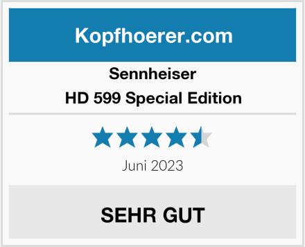 Sennheiser HD 599 Special Edition Test