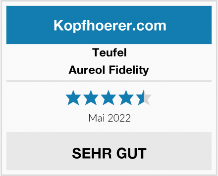 Teufel Aureol Fidelity Test