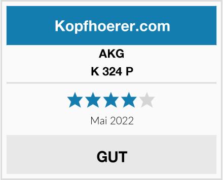 AKG K 324 P Test