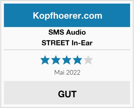 SMS Audio STREET In-Ear Test