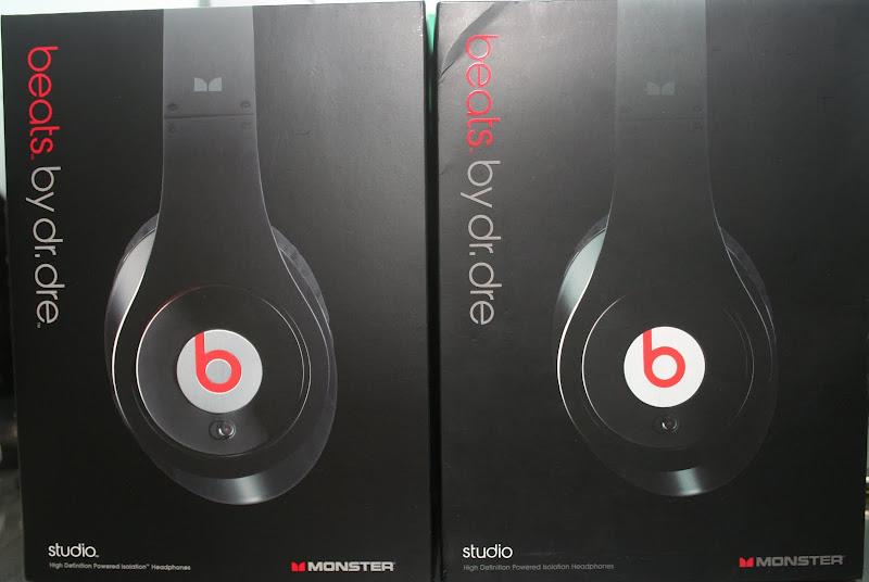 Beats Verpackung aussen