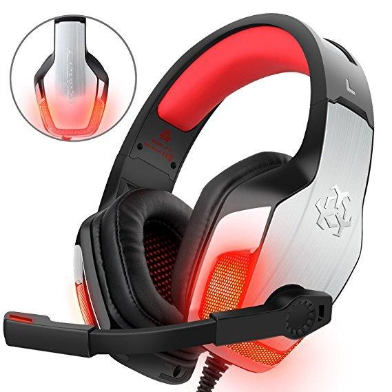 DIZA100 V4 Gaming Kopfhörer mit Aluminiumgehäuse