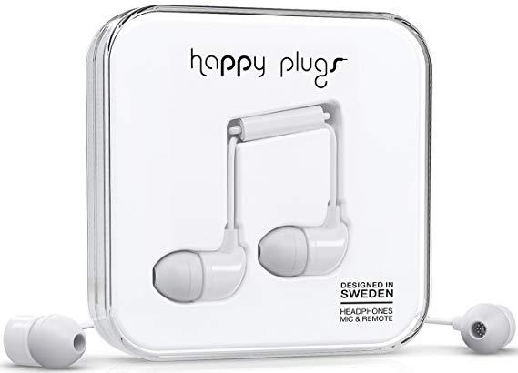 Happy Plugs In-Ear Kopfhörer