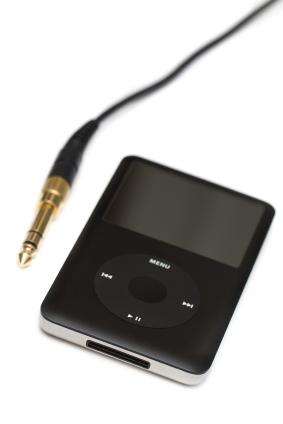 iPod Kopfhörer