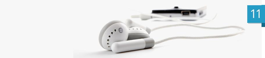 Kapitel 11: Kopfhörer mit Lautstärkeregelung