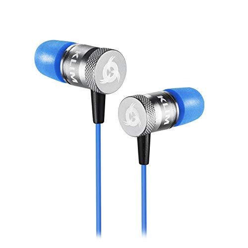 KLIM Fusion In-Ear-Kopfhörer mit Memory Foam