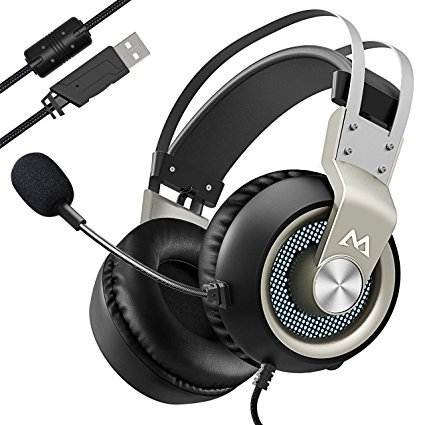 MpowIst EG3 Virtual 7.1 Channel Stereo Gaming Headset