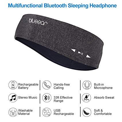 blueear bluetooth musik sport stirnband kopfh rer test 2020. Black Bedroom Furniture Sets. Home Design Ideas