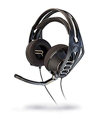 Plantronics 203803-05 Rig 500HD