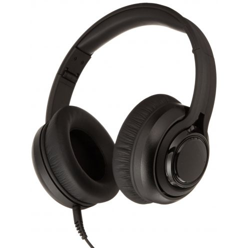 AmazonBasics Premium Over-Ear Headphone