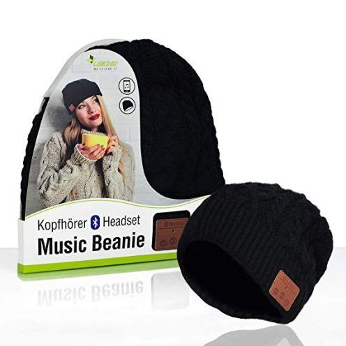 Sharon Music Headset Beanie