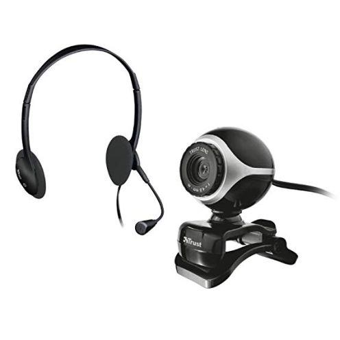 Trust Exis Chatpack Webcam + Headset