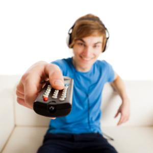 TV Kopfhörer